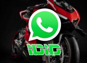 כל החדשות המוטוריות ישירות ל-WhatsApp