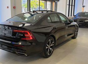 וולוו S60 חדשה הושקה בישראל