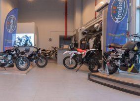 אופנועי FB מונדיאל הושקו בישראל