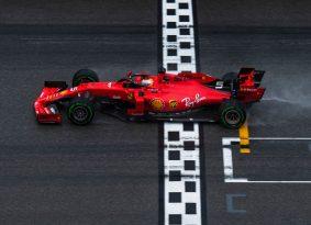 גרמניה F1 מרוץ: ואז הגיע גשם