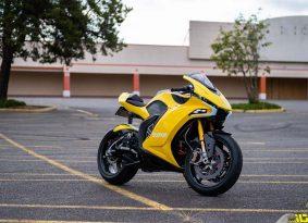 HALO – אופנוע העתיד