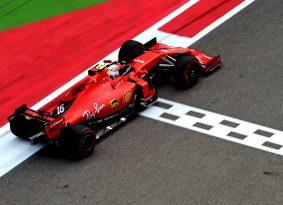 דירוג F1 רוסיה: המרדף אחר להקלר האדום
