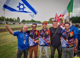 סופרמוטו האומות – הישג מכובד לנבחרת ישראל
