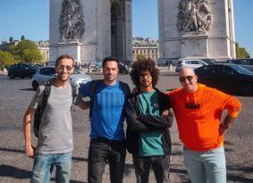 נבחרת ישראל במרוץ האומות בסופרמוטו