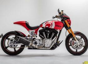 אופנוע סלב: חברת ARCH של קיאנו ריבס