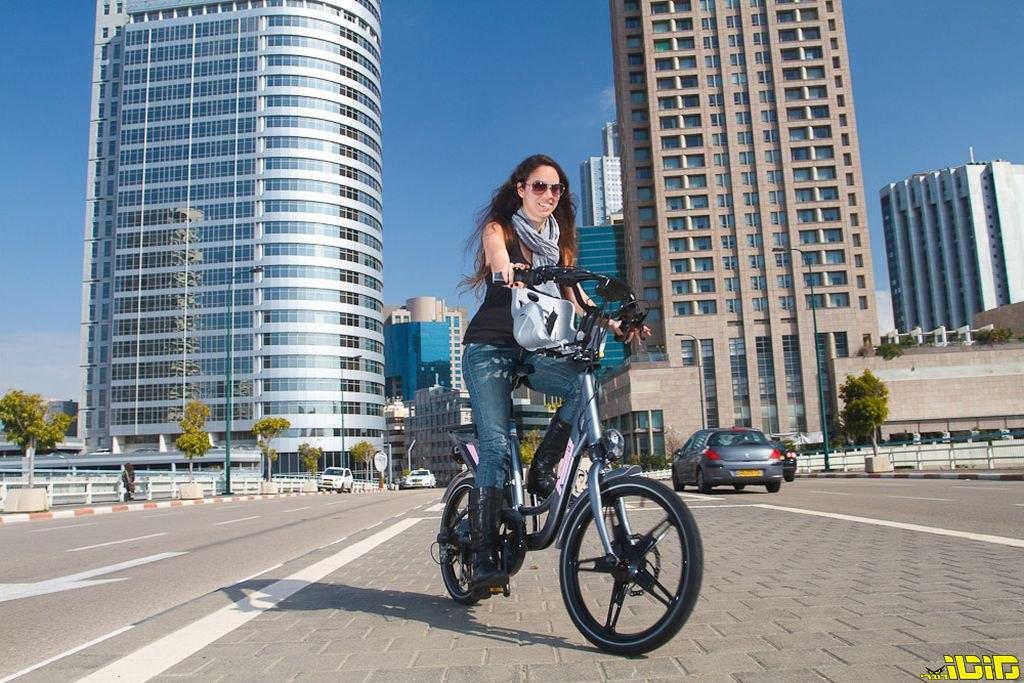 אופניים חשמליים: בית משפט מחוזי אמר את דברו