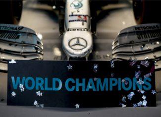 מרוץ F1 יפן: בסוף מרצדס אלופה