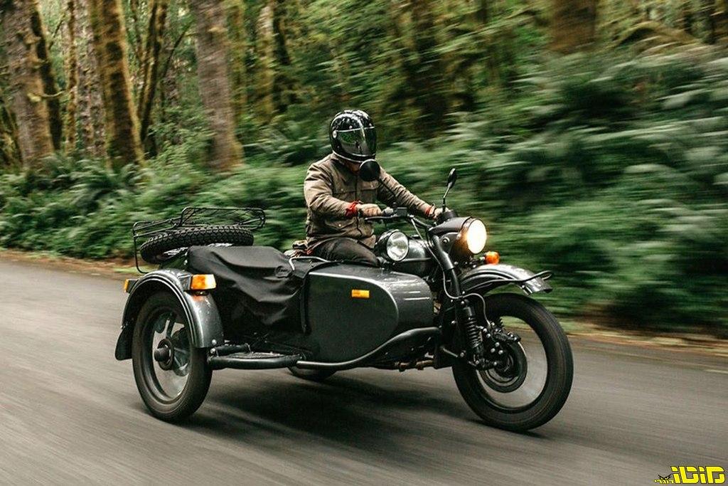 אופנועי אורל בדרכם לישראל