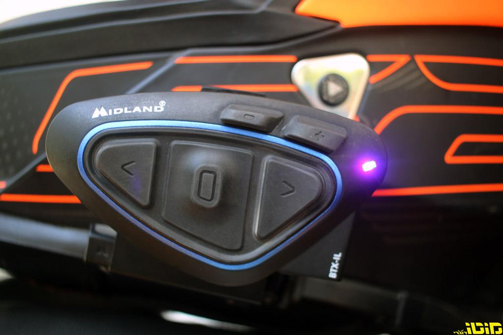 מוטו טסט   Midland BTX-IL