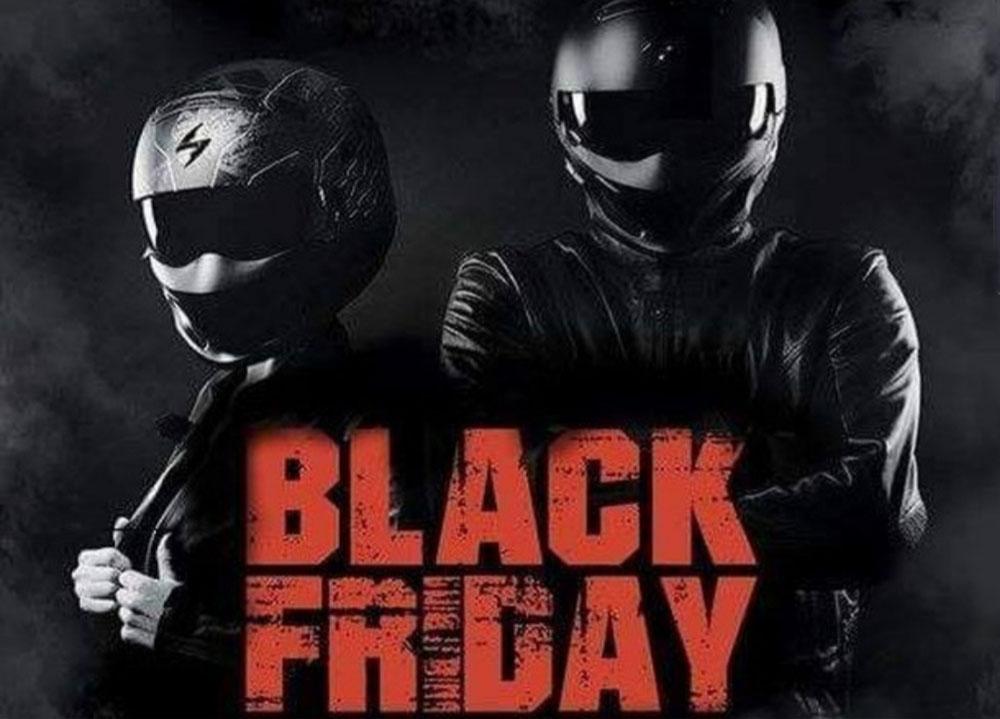 מבצעי Black Friday ב-A.D MOTORSPORT