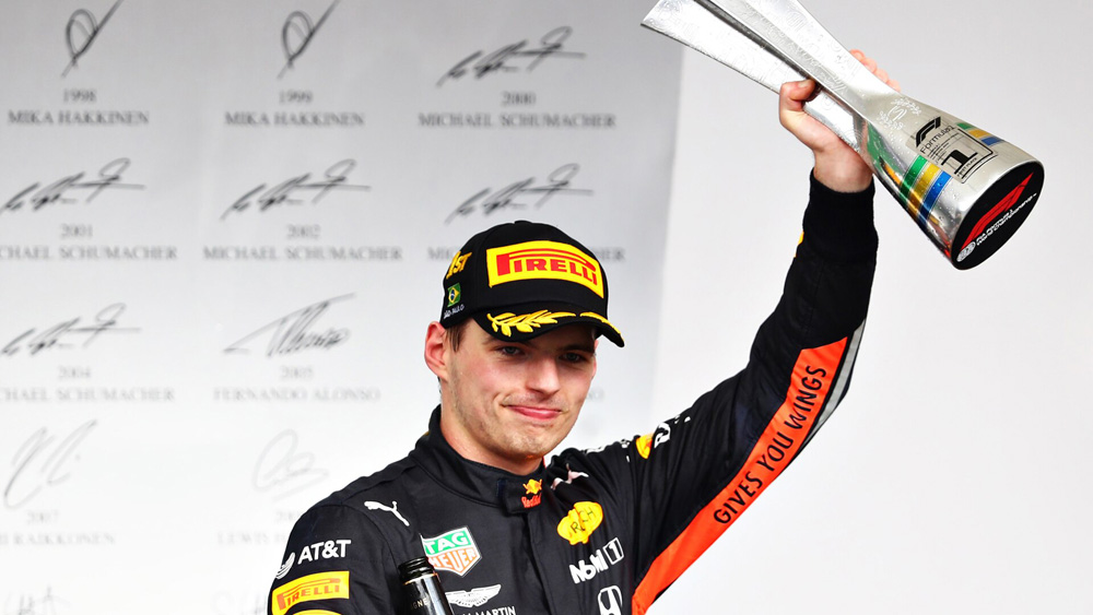 מרוץ F1 ברזיל: הקרנבל הגיע מוקדם השנה