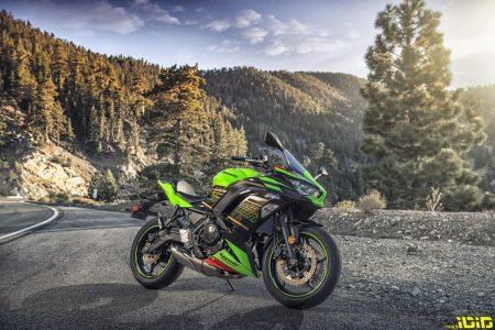 קאוואסאקי - מותג האופנועים הנמכר ביותר ב-2019
