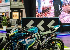 בקרוב: CF Moto ספורטיבי קטן