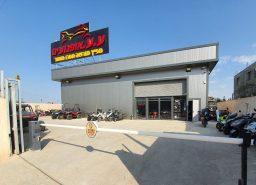 ע.ע.אופנועים חגיגת מכירות בשרון