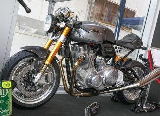 השקה מקומית: אופנועי נורטון