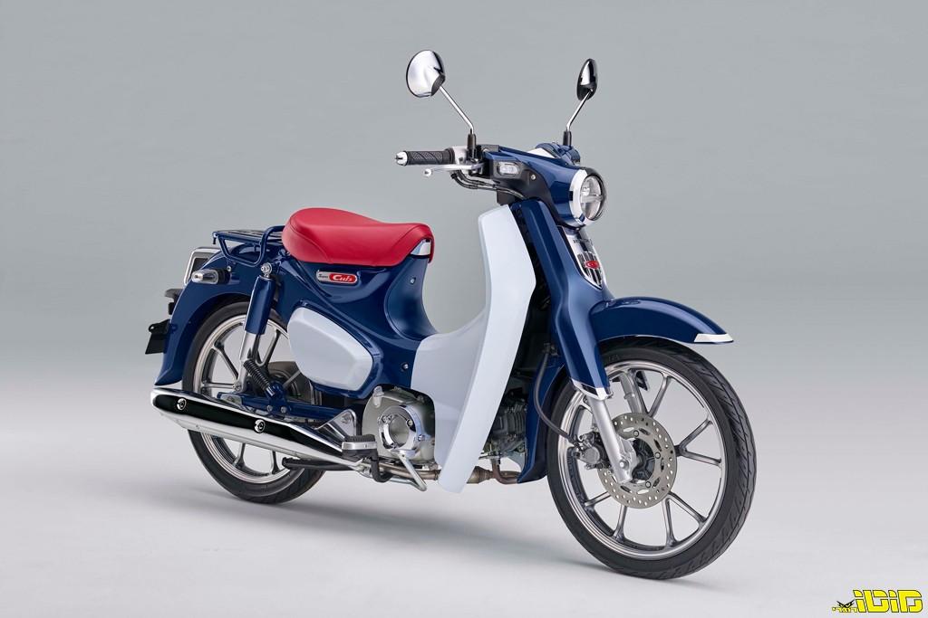 הונדה עוברת את רף 400 מיליון האופנועים