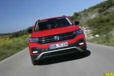 The new Volkswagen T-Cross