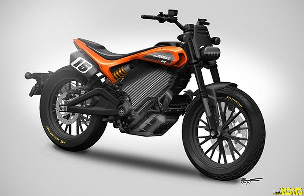הארלי דוידסון: עוד אופנועים חשמליים בדרך