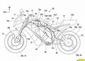 הונדה עובדת על אופנוע ספורט חשמלי