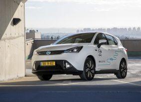 חדש בישראל: מותג הרכבים החשמליים GAC