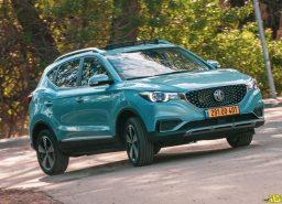 מוטו רכב | MG ZS EV במבחן דרכים