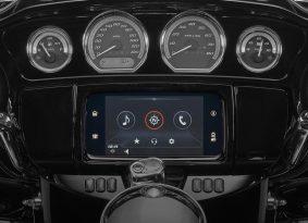 הארלי דוידסון: Android Auto בדגמי הטורינג הגדולים