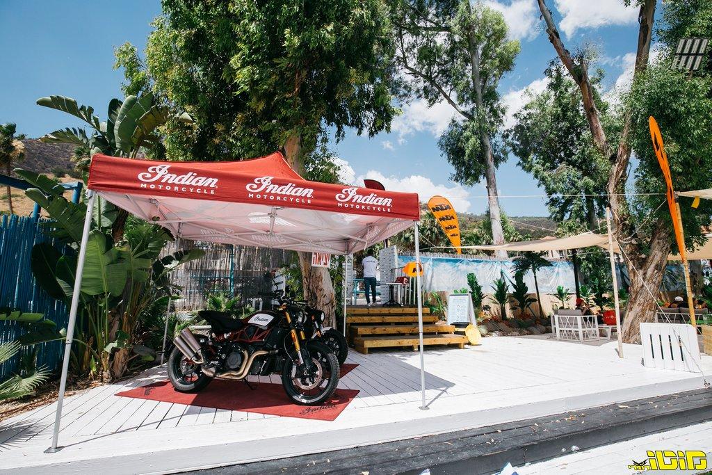 גלריה: אירוע פתיחת הקיץ של KTM ואינדיאן
