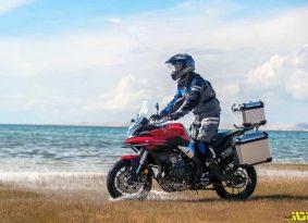 מותג האופנועים Voge מבית לונסין נוחת בישראל