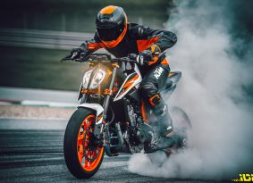 חדש בישראל: KTM דיוק 890R 'סופר-סקלפל'