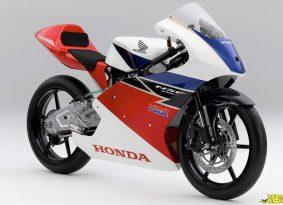 לראשונה ניתן לרכוש אופנוע Moto3 בישראל: הונדה NSF250R