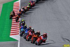 JACK MILLER AUS PRAMAC RACING DUCATI;1 MotoGP GP Austria 2020 (Circuit Red Bull Ring) 14-16.8.2020 photo: MICHELIN