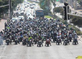 """גלריה: אירוע """"רוכבים נגד אלימות"""" 2020"""
