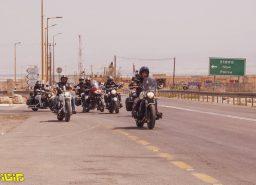 טיול סובב ישראל של מועדון הרוכבים בכחול