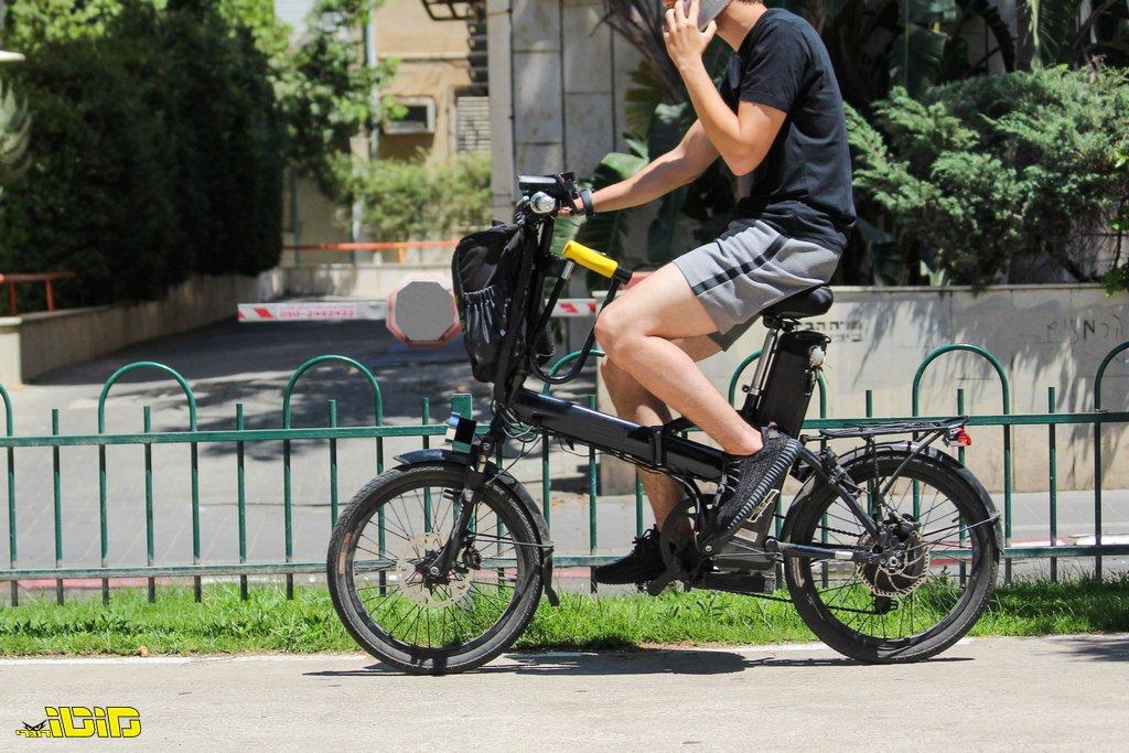 מדור משפטי: אופניים חשמליים, כלי רכב?