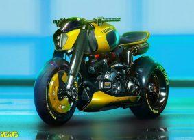 אופנועי ARCH של קיאנו ריבס מגיעים ל-Cyberpunk 2077